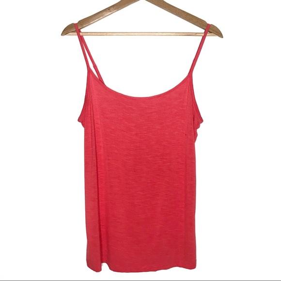 Ann Taylor Loft   Stretch Camisole Tank Top (US L)